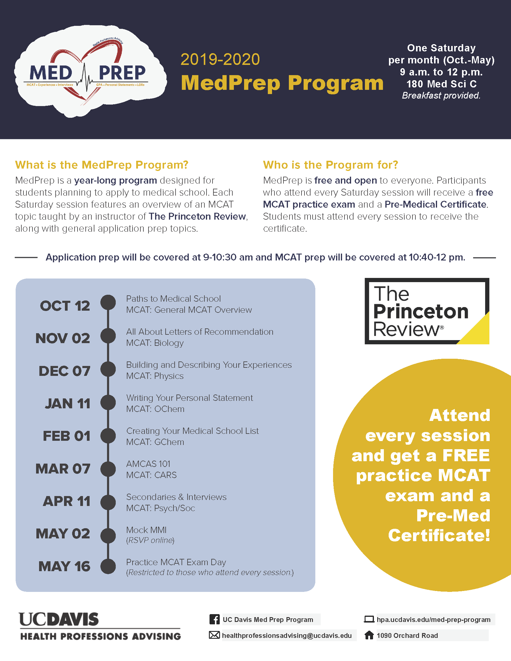 Med Prep Program | hpa
